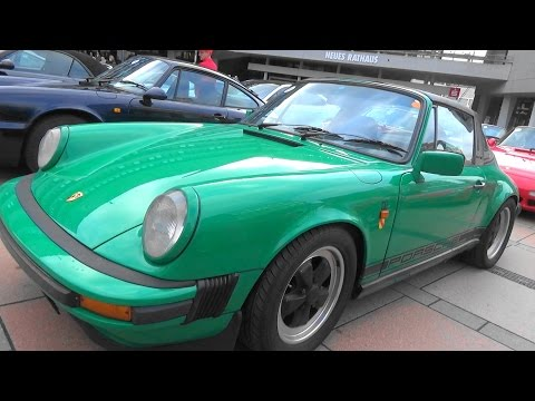 Porsche 911 Targa (1973) - Porsche Club Pforzheim South-West-Cooperation Season Opening 2017