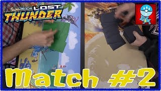 Pokemon TCG: SM8: Lost Thunder: Pre Release: Day 2: Round 3