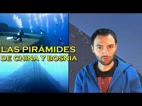 Científicos Encuentran Pirámides bajo el lago Fuxián en China | VM Granmisterio