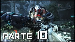 CRYSIS 3 Gameplay PC Español Parte 10 - Max Settings 1080p HD 60fps