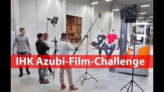 Die IHK Azubi-Film-Challenge ist offiziell beendet und wir sind unt...