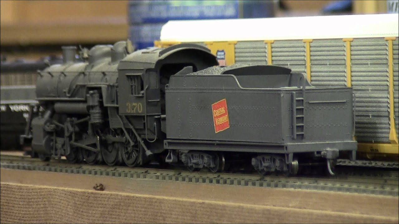 2 8 0 Consolidation Type Locomotives: Bachmann Spectrum 2-8-0 Consolidation With Tsunami DCC