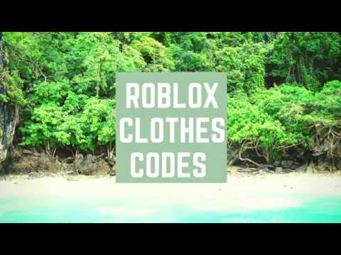 ROBLOX Codes Pt.1 ~ Casual Clothes