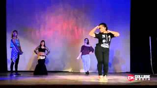 Hot girls dance on sunny leone baby doll - IIT Delhi