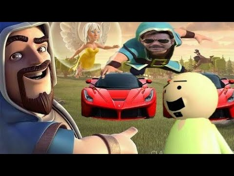 Make Joke of -Clash of Clans - Animation in hindi