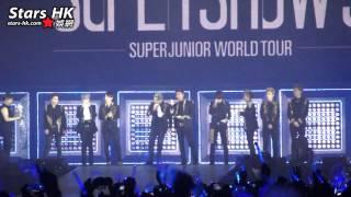 Super Junior World Tour Super Show 5
