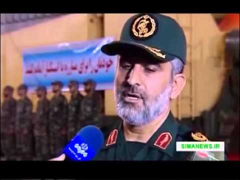 Iran's secret missile tunnel