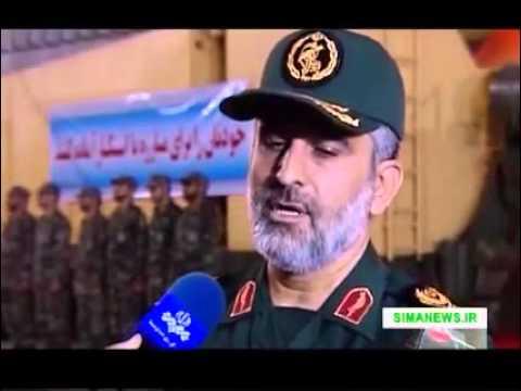 Iran's secret missile tunnel