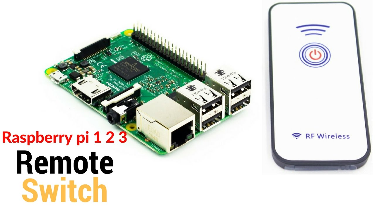 How to: Add A Remote control Power Button / Switch Raspberry Pi 1 2 ...