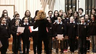 Inno alla Vita (Alessandro Kirschner). Coro di Voci Bianche Cesare Pollini, Padova