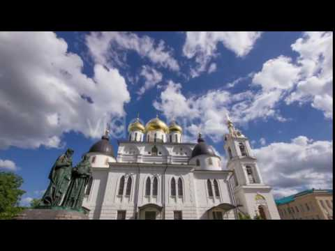 Ancient Christian Church - Stock Footage | VideoHive 11817913