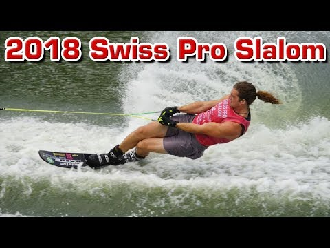 2018 Swiss Pro Slalom - Elimination Round