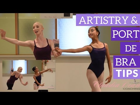Learn Perfect Arm Positions & Port De Bras | PT 1