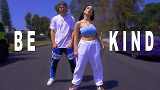 BE KIND - Marshmello & Halsey Dance   Matt Steffanina & Samantha Caudle