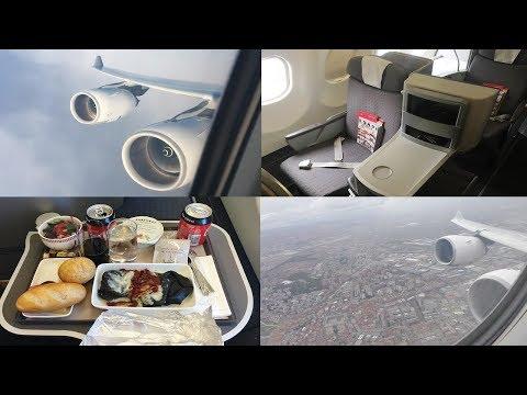 TRIPREPORT   Iberia A340-600   BUSINESS CLASS   Madrid to London Heathrow