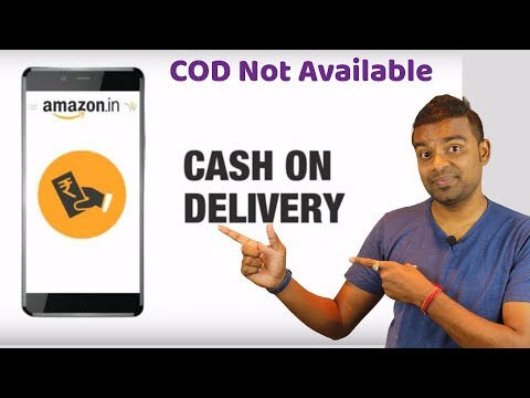 Why All Products are not available in COD on Amazon ? Is Cash on Delivery is Worth ?