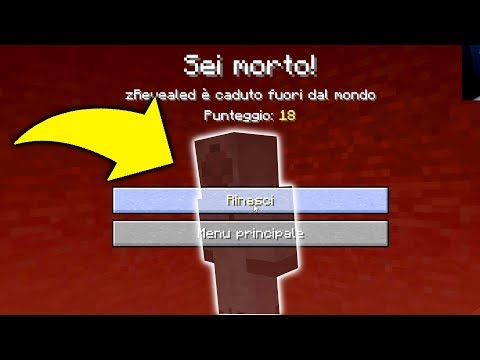 UCCISO DA HEROBRINE 303 !!! - Minecraft 18w50a
