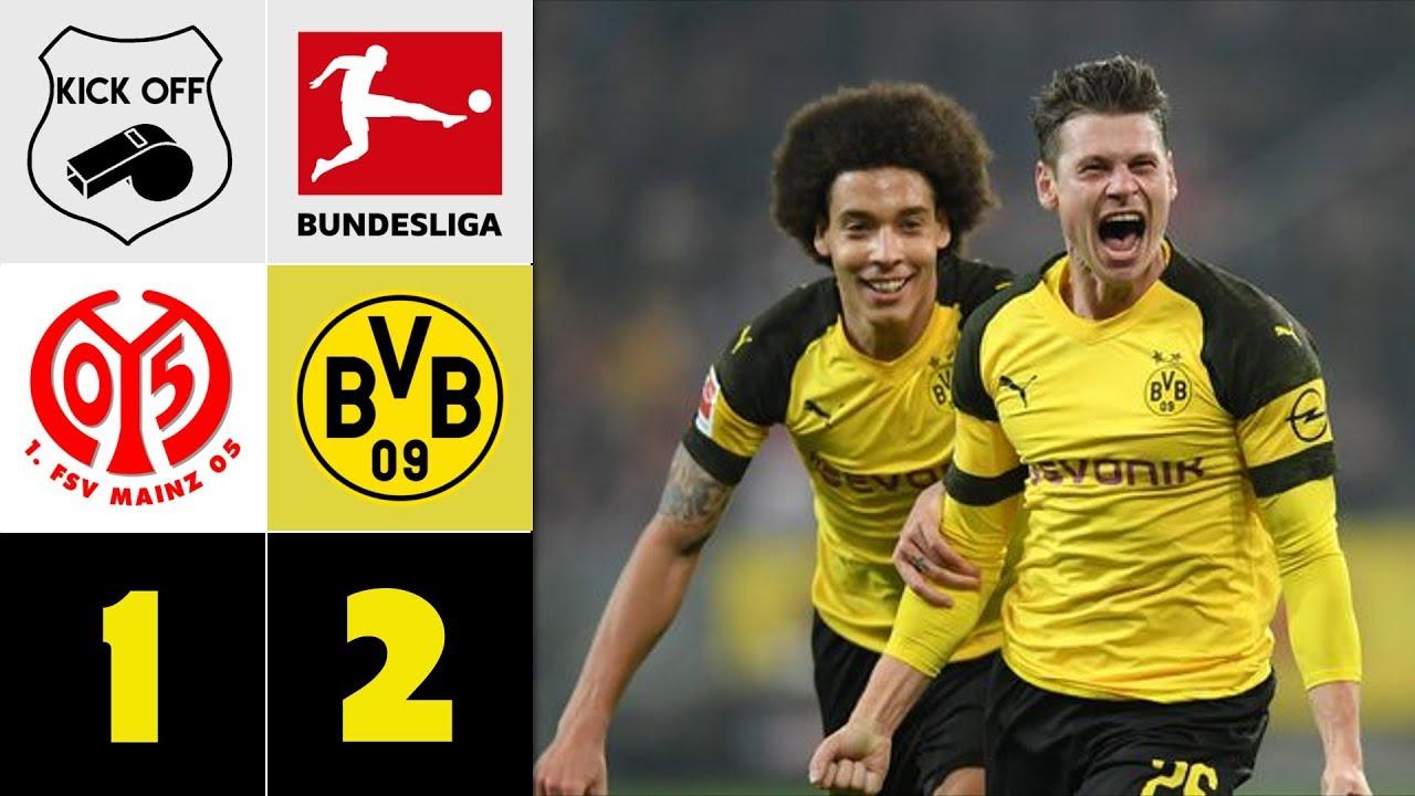 Bvb Gegen Mainz 05