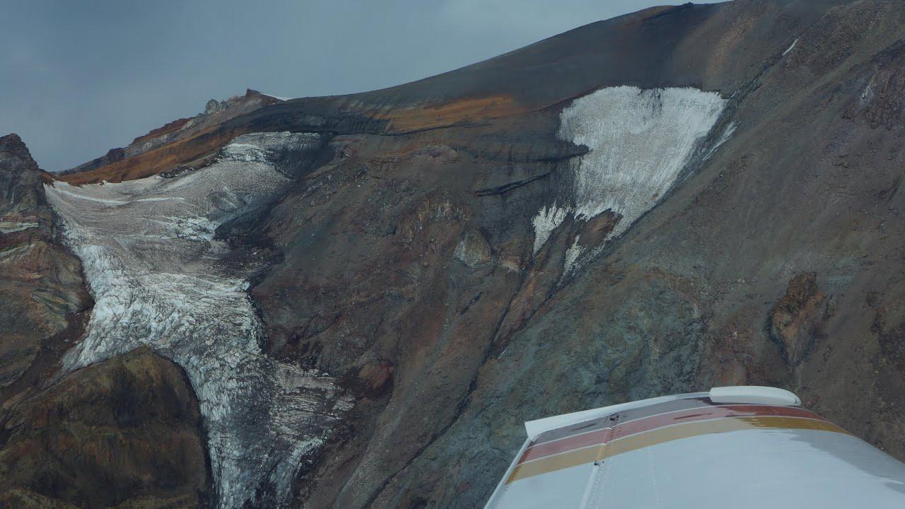Mt Shasta Ca >> Mt Shasta Erupting Konwakiton Glacier And Mud Slides ! Sept 20-14 - YouTube