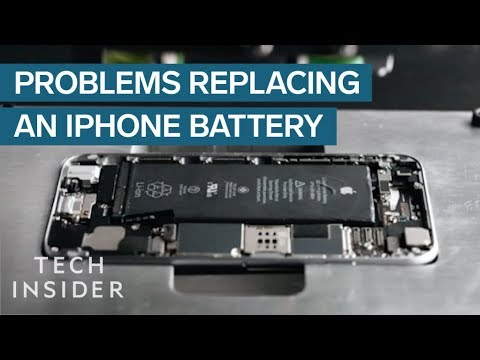 Why It's So Hard To Replace Your iPhone...