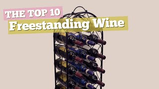 Freestanding Wine Racks & Cabinets // The Top 10 Best Sellers 2017