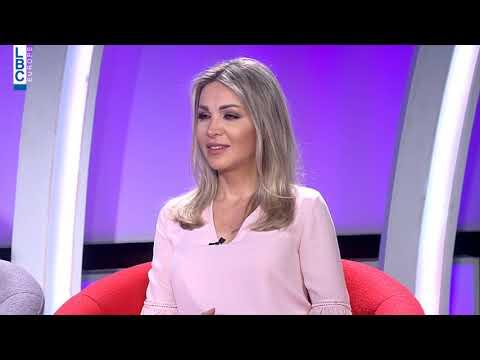 بتحلى الحياة – فقرة الرياضة مع ربيع الزين  تمارين الظهر والأكتاف  - 18:57-2019 / 3 / 12