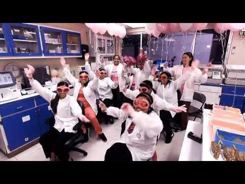 Pink Glove Dance 2013 - Clinica Hospital San Fernando
