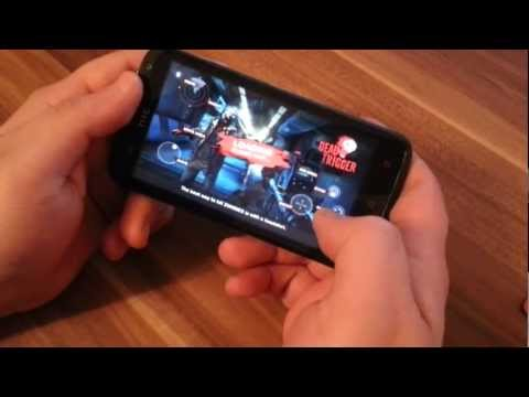 HTC One X+ Hands On Review Gaming