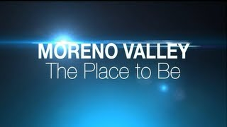 Gambar cover Moreno Valley: The Place to Be (Future of Healthcare and Wellness)