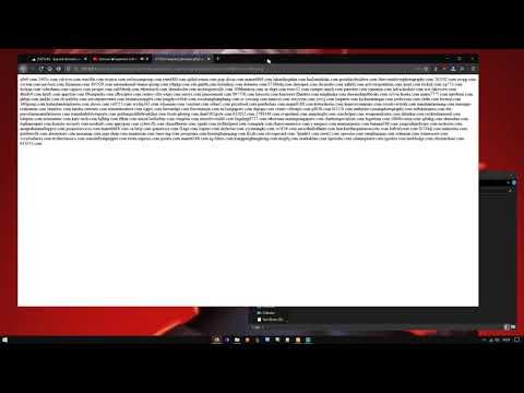 Expired domains dumper (PHP BOT)