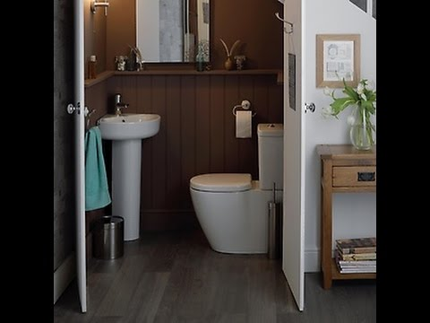 Under Stairs Bathroom Design Ideas   YouTube Under Stairs Bathroom Design Ideas