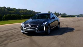 2014 Cadillac CTS first drive | Consumer Reports thumbnail