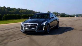 2014 Cadillac CTS first drive | Consumer Reports thumbnail