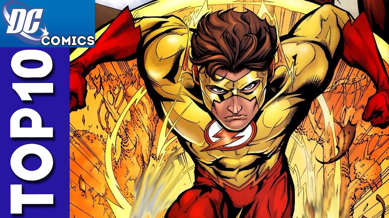 Download Top 10 Kid Flash Moments From Young Justice