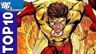 Top 10 Kid Flash Moments From Young Justice