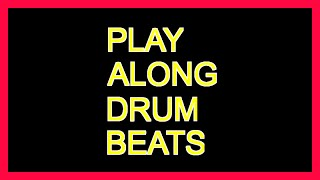 Drum Beats Lesson 133 Shuffle Beats Switch Hands Open Hi Hat Pattern 3 Of 6 Moderate Speed.