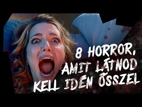 8 Horror, amit LÁTNOD KELL idén ősszel