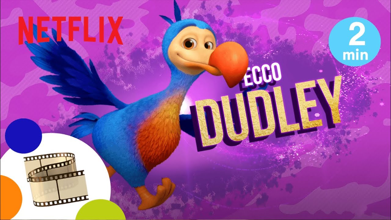 Ridley Jones  Ecco Dudley | Netflix Jr