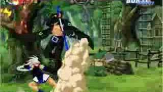 Guilty Gear X2 # Reload Missions 50 - 58