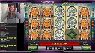 BIGGEST WIN EVER ON INDIAN SPIRITS! NOVOMATIC WITH KBLACKWOOD