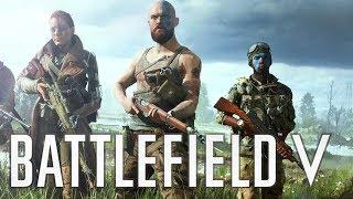BATTLEFIELD V ★ Waffen Tests ★ Battlefield 5 Closed Alpha ★ Live #06 ★ PC Gameplay Deutsch German