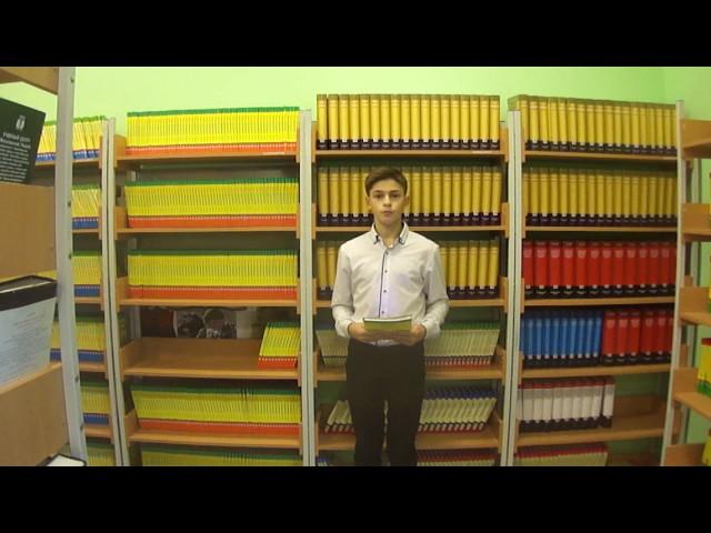 Изображение предпросмотра прочтения – МаксимСкидан читает произведение «Я люблю большие дома…» В.Я.Брюсова