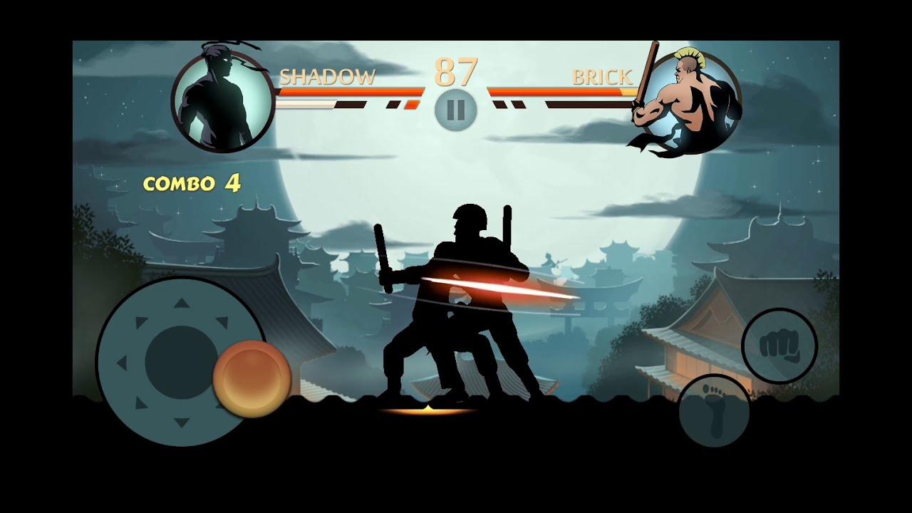 Shadow Fight 2 : Lynx - Second Bodyguard Fight HD фотки