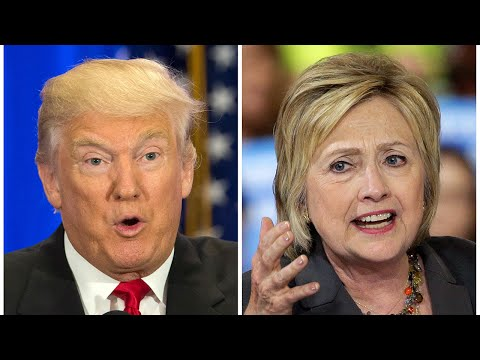 Presidential Debate 2016: Hillary Clinton vs. Donald Trump