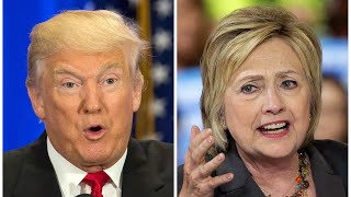 Presidential Debate 2016: Hillary Clinton vs. Donald Trump