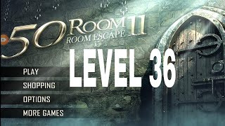 Can You Escape The 100 room 11 level 36 Walkthrough
