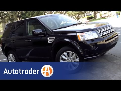 2012 Land Rover LR2 - SUV | New Car Review | AutoTrader