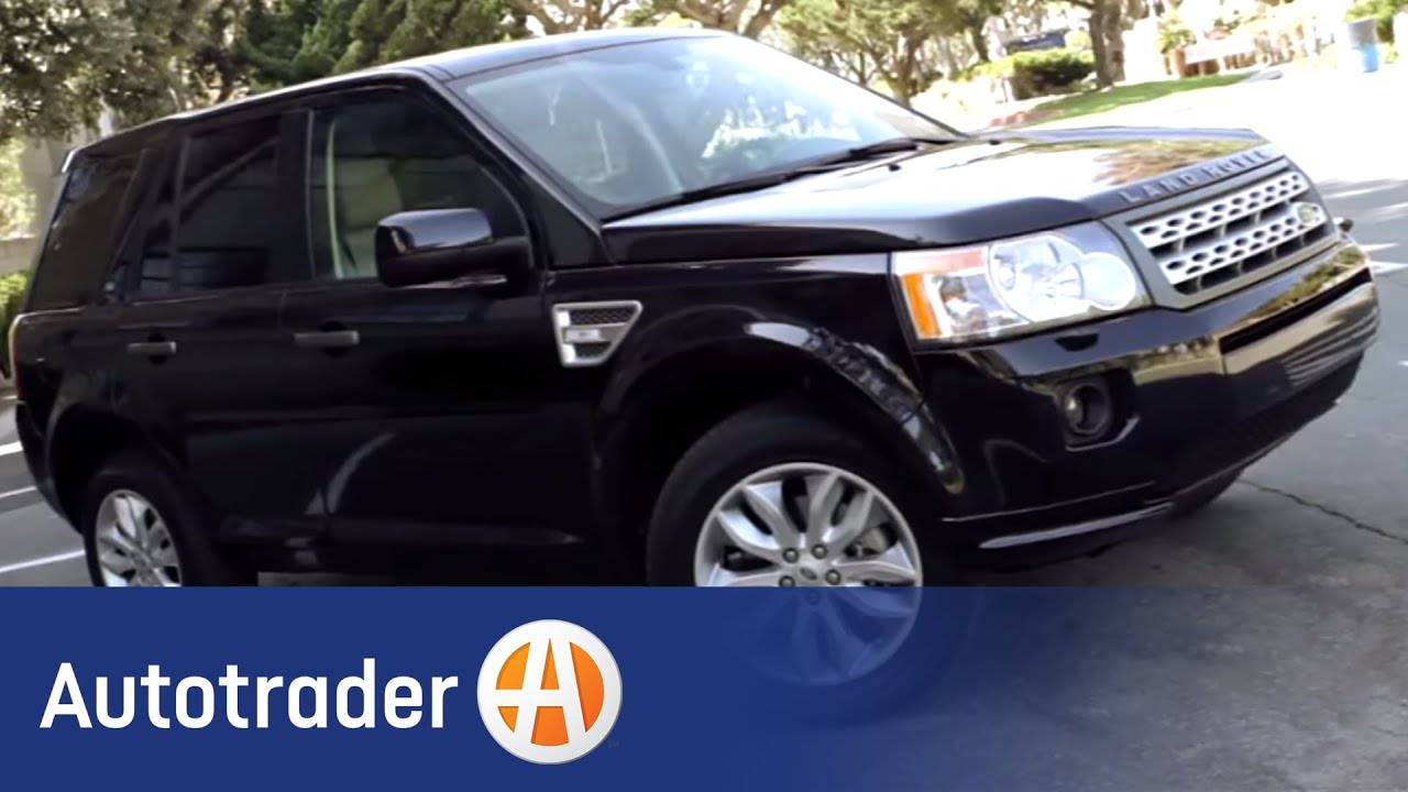 2012 Land Rover LR2 SUV New Car Review