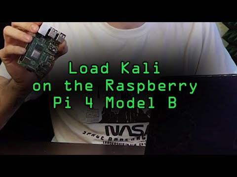 How To: Load Kali Linux on the Raspberry Pi 4 for the Ultimate Miniature Hacking Station