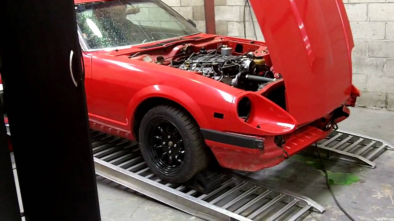 Phils Datsun 280ZX LS1 with 230s cam